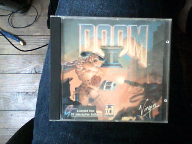 French Doom 2 CD case photo